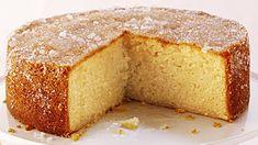 Elderflower and lemon drizzle cake recipe | GoodtoKnow