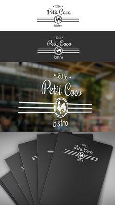 Praca nr 323616 w konkursie Logo dla francuskiego bistro Petit Coco