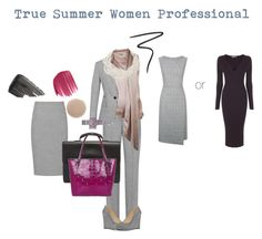 """True Summer Women - Professional"" by samib2500 ❤ liked on Polyvore featuring Reiss, Burberry, Lanvin, Nine West, Fenn Wright Manson, Paul & Joe, Juicy Couture, Humble Chic, Louis Vuitton and Coach"