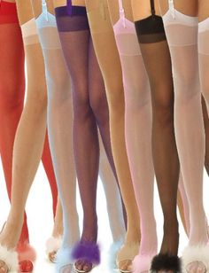 Ohhhh...  These are too perfect! L<3ve   Jewel Toned Stockings!    Disclaimer: This is an amazon.com affiliated link