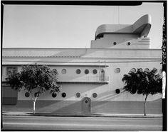 Coca-Cola Bottling Company, 1334 South Central Avenue, Los Angeles [US Buildings Survey - Library Of Congress]