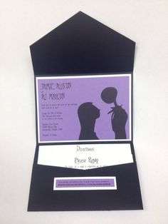 Nightmare Before Christmas Inspired Wedding by papercrew on Etsy, $150.00 Christmas Wedding Themes, Nightmare Before Christmas Wedding, Wedding Decorations, 10th Wedding Anniversary, Anniversary Ideas, Wedding 2015, Dream Wedding, Rockabilly Wedding, Tiffany Wedding