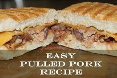 Foodie Friday: Pulled Pork