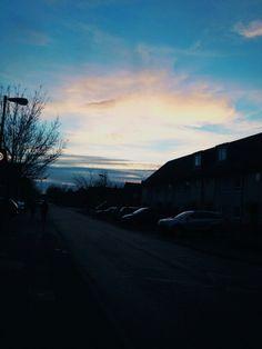 Blue Celestial, Sunset, Blue, Outdoor, Outdoors, Sunsets, Outdoor Games, The Great Outdoors, The Sunset