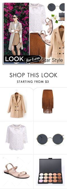 DressLily + Dezzal by dora04 on Polyvore featuring dresslily and dezzal