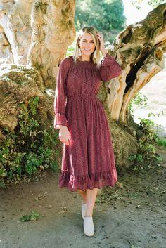 Modest Dresses, Modest Outfits, Stylish Dresses, Elegant Dresses, Cute Dresses, Casual Dresses, Cute Casual Outfits, Muslim Fashion, Modest Fashion