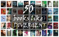 50 Books like Divergent