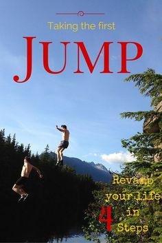 If you're unhappy with your life and are seeking a new path with adventure, experiences, and that will take you places you've always wanted to go.. we'll help you take that first jump!: