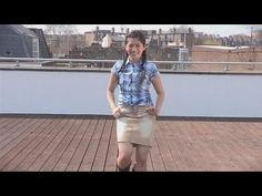 ▶ How To Dance The Cotton Eye Joe - YouTube