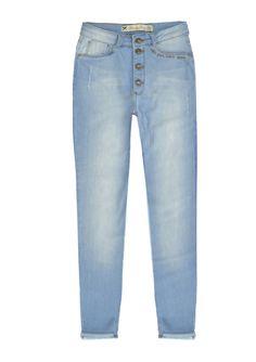 7c3ee1ebf Calça Jeans Feminina Hering Na Modelagem Bootcut Special Denim ...
