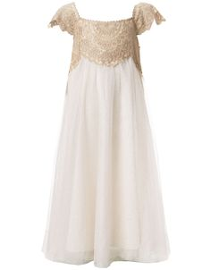 love this lace dress with capped sleeves