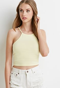Square-Neckline Cam   Forever 21   I WANT IN ALL COLORS