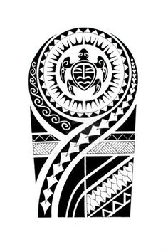Polynesian Tattoo Meanings, Polynesian Tattoo Designs, Polynesian Art, Maori Tattoo Designs, Tattoo Sleeve Designs, Viking Tattoo Sleeve, Viking Tattoos, Tiger Tattoo Design, Tattoo Design Drawings
