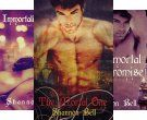 ****ATTENTION ONE – CLICKERS ! Just for TODAY **** Sexy Italian Vampires, the Eiffel Tower, and lots of trouble ! Start a series you won't forget for just .99 !