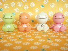 Kawaii Miniature Nohohon Zoku Hidamari no Tami Tiny Doll Japan by Kawaii Japan, via Flickr