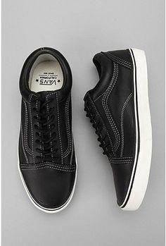 57dfb4b5d4 Vans California Leather Old Skool Reissue Sneaker