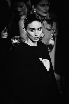 Rooney Mara was nominated in the Supporting Actress category for her role in Carol.