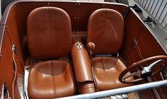 Cool leather interior