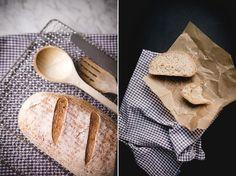 Baking Magique | Gluten Free Sourdough Bread | http://www.bakingmagique.com