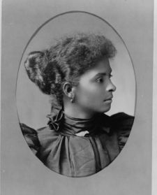 1899 Photo African American Woman