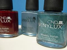 CND VINYLUX ~ Einblicke in die Herbstkollektion 2016 http://www.colorful-things.de/2016/10/09/cnd-vinylux-craft-culture-collection/