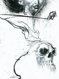 Inside the Sketchbook of Comic Artist Jonathan Wayshak   Hi-Fructose Magazine