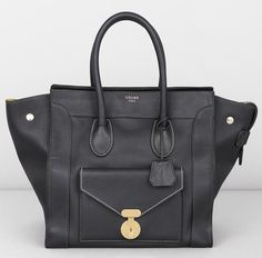 Céline Winter 2010 bags - I have this bag in olive!!