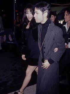 Prince and Mayte Garcia 1996