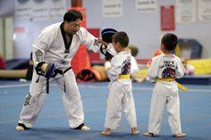 Tae Kwon-Do | Martial Arts | NESA (New England Sports Academy)