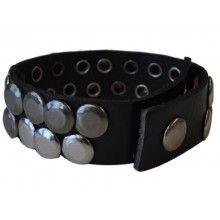 Cowboysbag Bracelet Studs Black