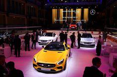 Mercedes-Benz in Paris - Autosalon Paris 2014