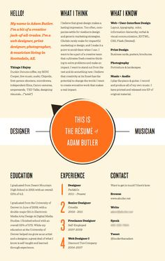 tres creative et descriptive