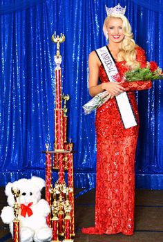 Big Pageant Win!! Pageant Girls, Strapless Dress Formal, Formal Dresses, Big, Fashion, Dresses For Formal, Moda, Formal Gowns, Fashion Styles