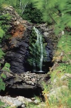 Campgrounds Near Waterfalls in Minnesota
