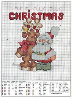 Christmas Ornament Solo Patrones Punto Cruz (pág. 405) | Aprender manualidades es facilisimo.com