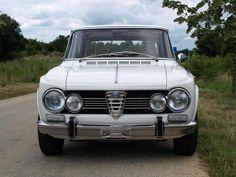 1970 Alfa Romeo Giulia Super 1600 Biscione