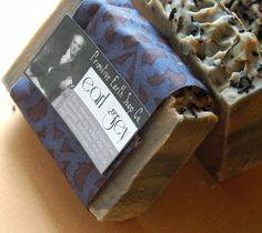 Earl Grey soap!