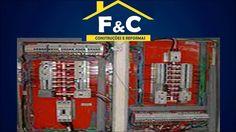 Serviços de Instalações Elétricas em SP - F&C Reforma