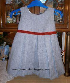violet's dress