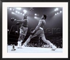 Muhammad Ali Foto bei AllPosters.de