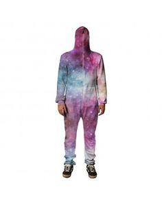 Beloved Pastel Nebula Unisex All Over Print Belovesies