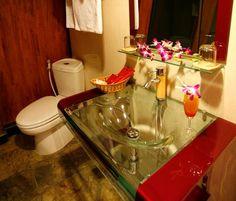 Bathroom in Emotion Cruise