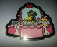 Disney Beauty and the Beast pin