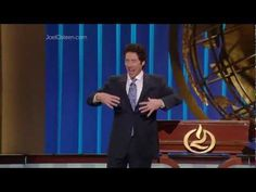 Joel Osteen talks on overcoming disappointments. I don't care about the haters. Joel pulled me out of the trenches at my darkest hour. Because of him I found the strength continue. Thank you Joel. Real Believers know it is a sin to judge others. Stay the course God has given you. Never change the Phenomenal Pastor you are for anyone. I am proof you are helping people. God Bless You.....