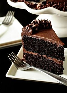 Pin for later >> THE BEST CHOCOLATE CAKE RECIPE ever...seriously.   dessert recipe
