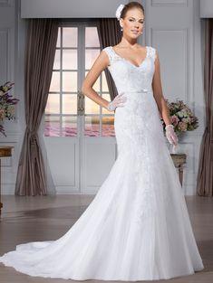 Vestido de noiva modelo: Justine