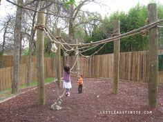 playground ropes
