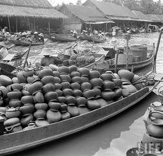 LIFE  Bangkok Date taken: March 3, 1950 Photographer: Dmitri Kessel