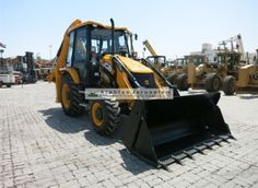 Earth Moving Equipment, Backhoe Loader, Sharjah, Heavy Equipment, Agriculture, Tractors, Monster Trucks, Tools, Detail
