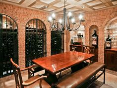 Classic Wine Cellar in Johannesburg South Africa